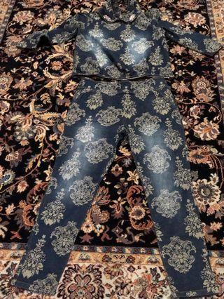 Dolce & gabbana bahan jeans stresch