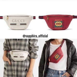 Gucci bum bag Samll size