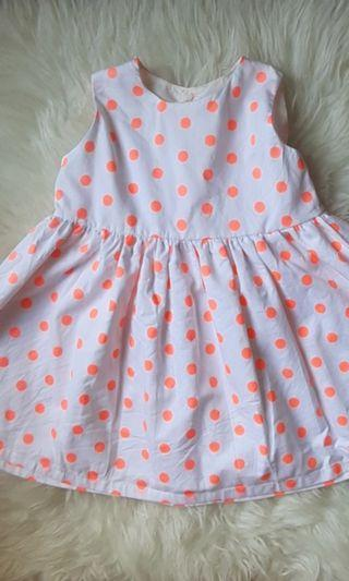 Carters Girl party Dress