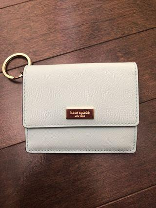 Kate Spade Wallet Tiffany Blue ( LIKE NEW)