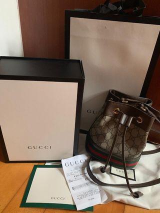 Gucci mini bag