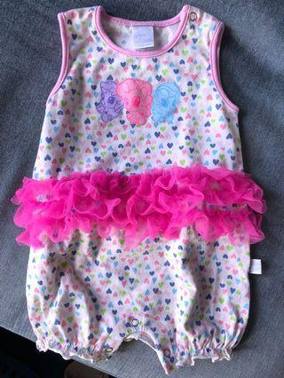 My Little Pony Tutu Romper 6-12M