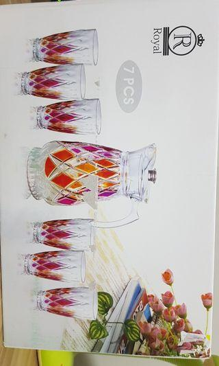 Color drink set