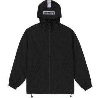 Supreme 2-Tone Zip Up Jacket AW18