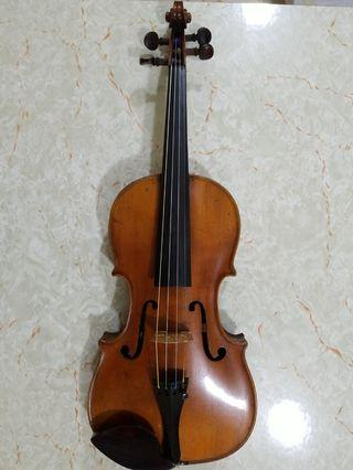 法國小提琴 violin