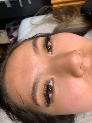 Hybrid lashes