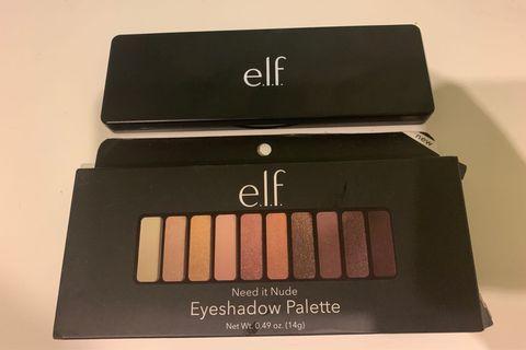 Elf Need it Nude Palette