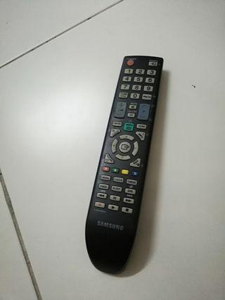 Remote tv samsung