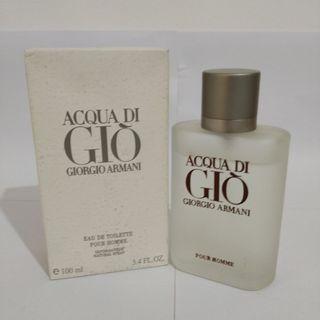 Parfum Pria Acqua Di Gio Preloved #BAPAU