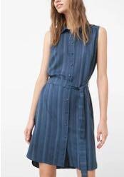 Mango Soft Shirt Dress