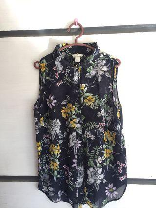 Floral Top HnM