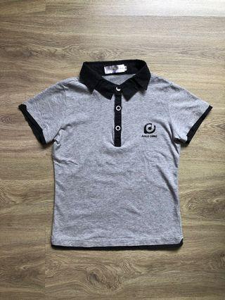 Shirt / Top  Grey for Boy
