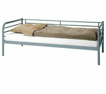 🚚 Ikea single bed frame and mattress #homerefresh30