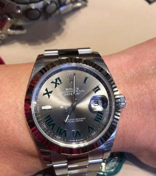 Rolex 126334 41mm datejust
