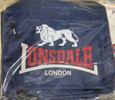 <SALE> BRAND NEW AUTHENTIC LONSDALE SLING BAG