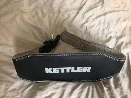 Kettle weight belt