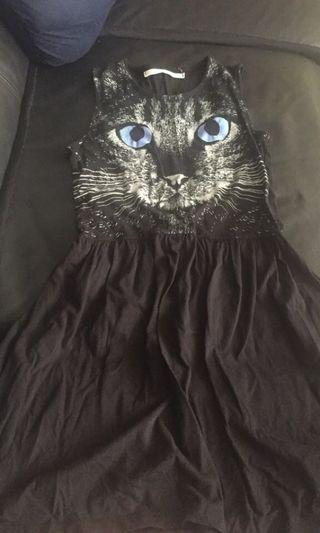Brandy Melville cat dress