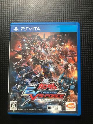 Psv Gundam Extreme vs Force