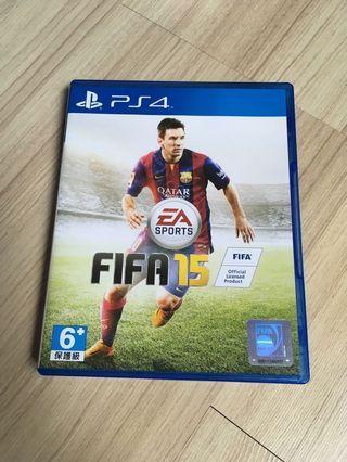 Fifa 15 Ps4 Games