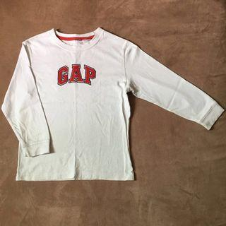 GAP long sleeved cotton tee shirt (Pre-owned)