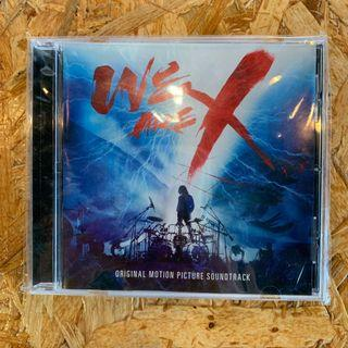 WE ARE X OST 歐版 九成新 CL009
