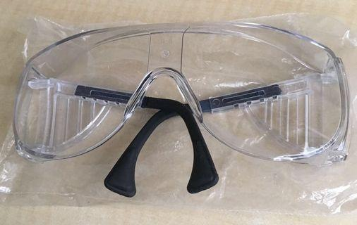 Uvex Lab Safety Goggles