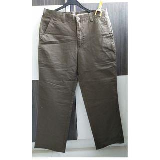 "Lacoste Brown Pants 33"""