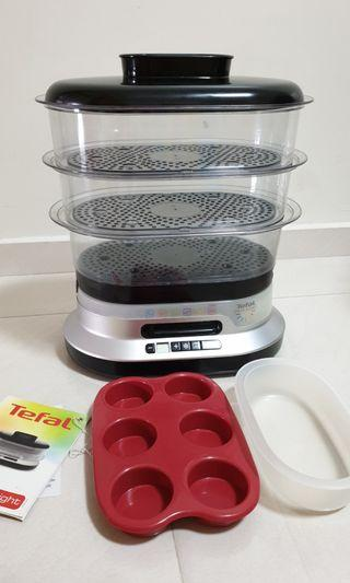 🚚 Price reduced! Great condition Tefal Steam N Light series S14 VC3008