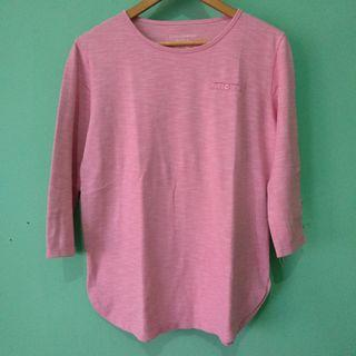 #BAPAU sweater pink