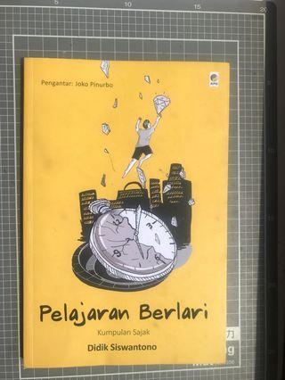 Novel Buku Puisi Pelajaran Berlari