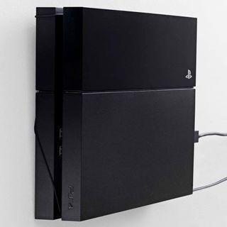 PS4 500gb 黑色 厚機 包線 手掣
