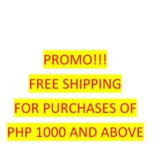 Promo Offer