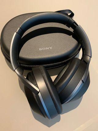 SONY Wireless Noise-Canceling Headphones 1000XM2 (Black) 無線降噪耳機/黑色