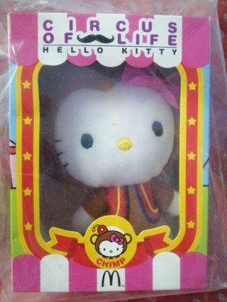 McDonald's Hello Kitty Circus of Life CHIMP