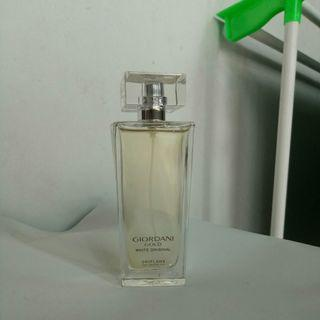parfum cewek edp giordani gold white
