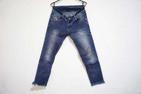 #BAPAU Jeans bawah rawis no. 29
