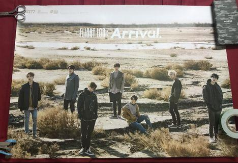 GOT7 Arrival Thailand Version Poster