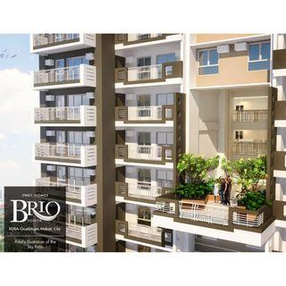 1BR at Brio Tower in Guadalupe Viejo Makati Ready for Occupancy near Rockwell and Ayala Malls
