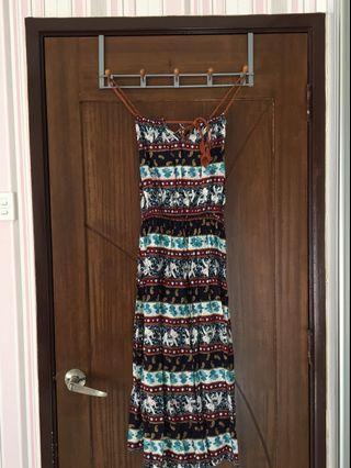 BATIK DRESS CASUAL