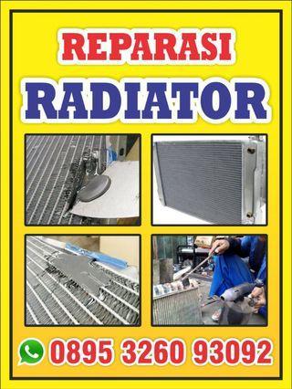 Bengkel Reparasi Radiator