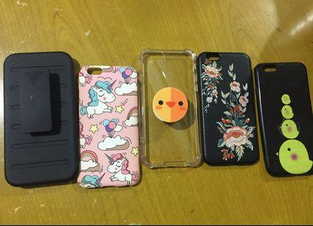 50K DAPAT 5 CASE IPHONE 6