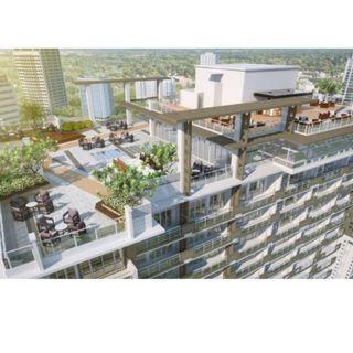 2BR at Brio Tower in Makati City near Glorietta, Rockwell, Greenbelt Ready for Occupancy