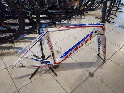 Olmo Carbon Road Bike Frame+Fork! 70%discount
