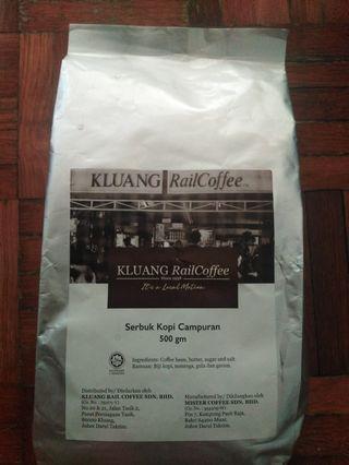 Coffee powder Kluang Rail Coffee(original from the coffee shop)