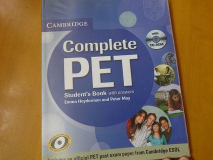 Cambridge <Complete PET>
