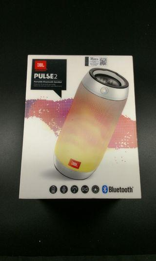 JBL Pulse 2 - Portable Bluetooth Speaker