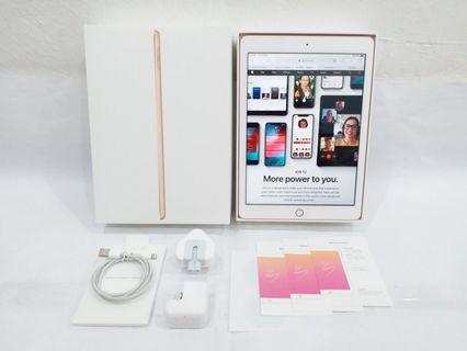 APPLE IPad 6 Retina 32GB Gold WiFi Original and Complete Set