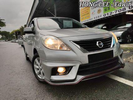 Nissan Almera 1.5 VL (A) 2013