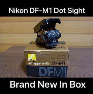 ( Temporary Out of Stock ) Nikon DF-M1 Dot Sight