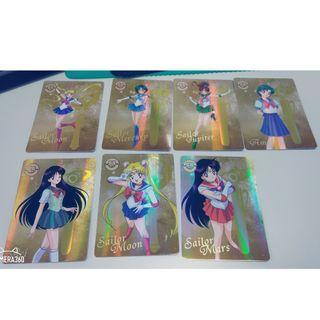 交換卡片 美少女戰士 美戰 銀水晶珍藏卡 特別篇 SP
